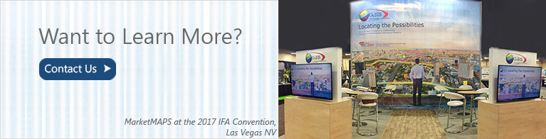 MarketMAPS at the 2017 IFA Convention, Las Vegas NV