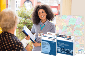 Gain New Customers with Custom Maps & Map Books