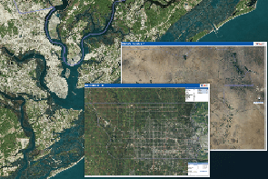 Get Quality Satellite Maps of Your County
