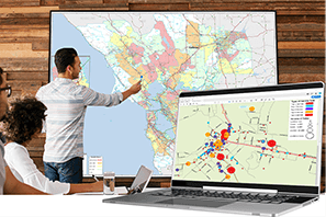 Use Sales Data Maps to to Improve Your Business