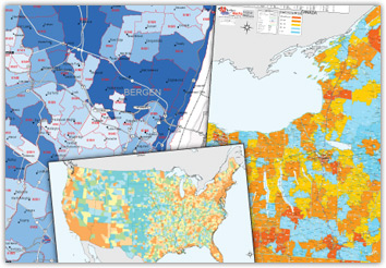 Demographic Maps