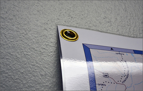 Maps with Grommets Example