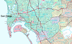 City Digital Maps