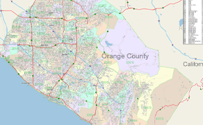 County Digital Maps