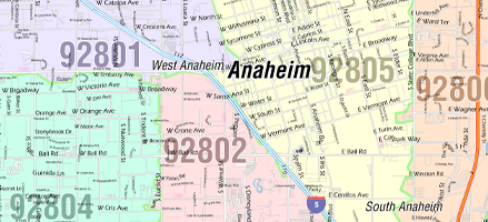 Shop Zip Code Maps