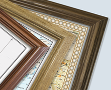 Executive Framed Finishing Option