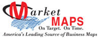 MarketMaps - America's leading source of business maps.
