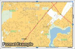 Ohio County Map Book Basic Style - Ohio county map